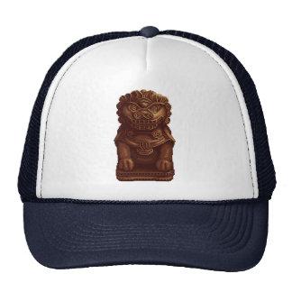 Oaken Lion Dog Pixel Art Cap