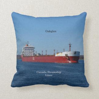 Oakglen square pillow