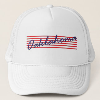 Oaklahoma Trucker Hat