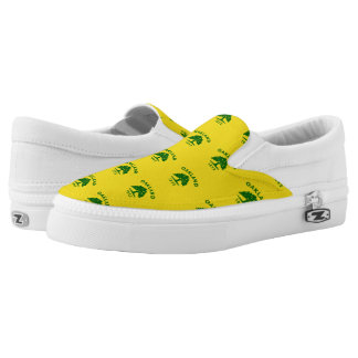 OAKLAND, CA - .png Printed Shoes