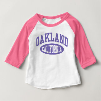 Oakland California Baby T-Shirt
