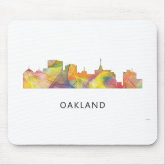 OAKLAND, CALIFORNIA SKYLINE WB1 - MOUSE PAD
