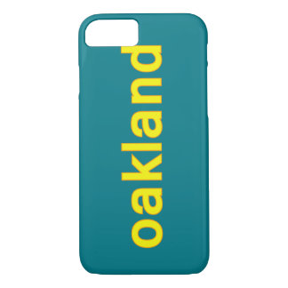 Oakland Cell Phone Case