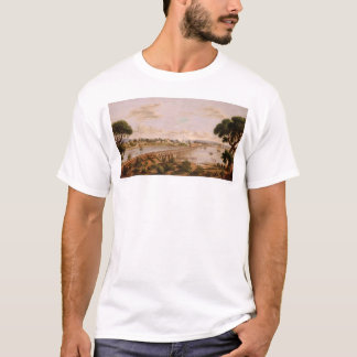Oakland Estuary near Lake Merritt (1232A) T-Shirt