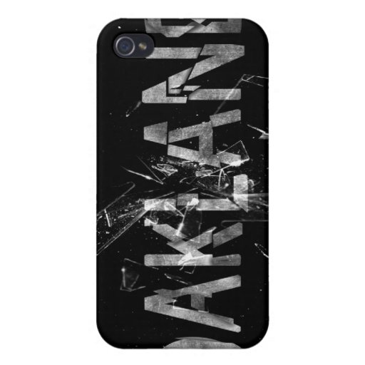Oakland Cases For iPhone 4