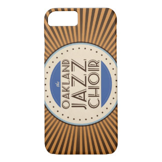 Oakland Jazz Choir Apple iPhone 7/8 Case