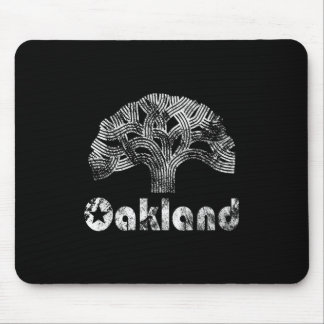 Oakland Mouse Pad