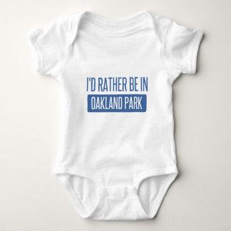 Oakland Park Baby Bodysuit