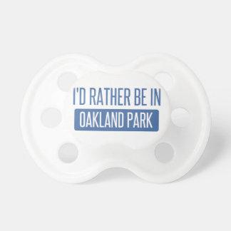 Oakland Park Dummy