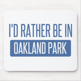 Oakland Park Mouse Pad