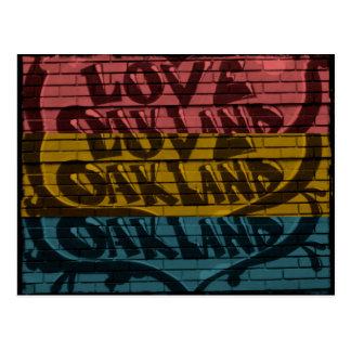 Oakland! Postcard