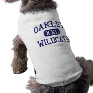 Oakley Wildcats Middle School Oakley Kansas Shirt