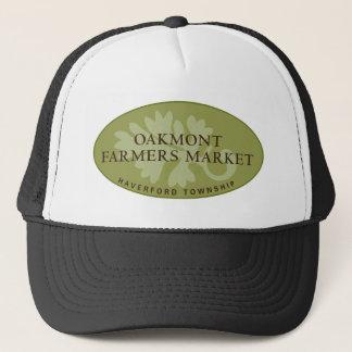 Oakmont Farmers Market Logo Trucker Hat