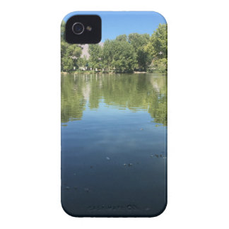 Oasis in the desert iPhone 4 Case-Mate cases