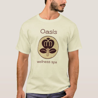 oasis wellness spa final cut T-Shirt