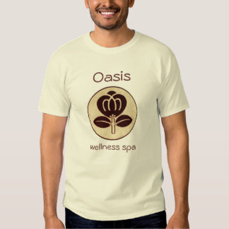 oasis wellness spa final cut t shirts