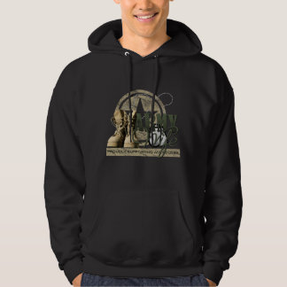 Oath of an American Soldier's Wife Hoodie