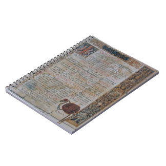 Oath of Hippocrates Notebook