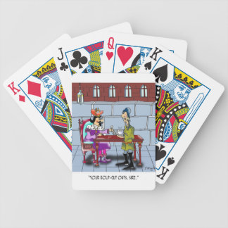 Oatmeal Cartoon 9359 Poker Deck