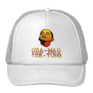 Oba Mao Tse Tung Trucker Hats