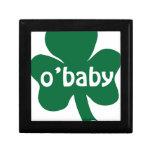 O'Baby Shamrock Irish Baby Gift Box