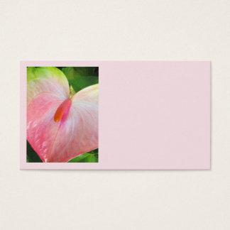 Obake Anthurium Business Card