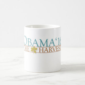 OBAMA'16: The Harvest Mugs