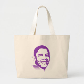 Obama 001 jumbo tote bag