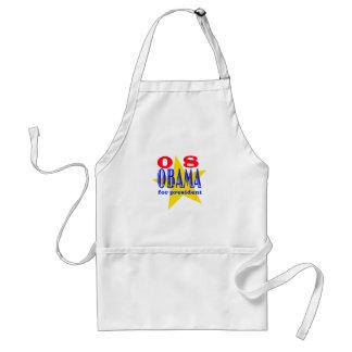 Obama 08 | adult apron