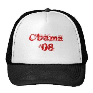 Obama '08 hats