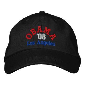 Obama '08 Los Angeles Hat Baseball Cap