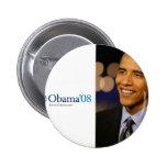 Obama '08 Pin