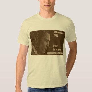 Obama 08 tshirt