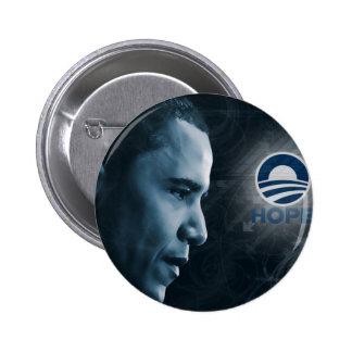 obama 10 6 cm round badge