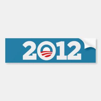 Obama 12 Bumper Sticker