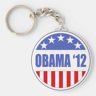 Obama '12 key chain