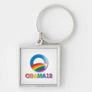 Obama 12 - keychain