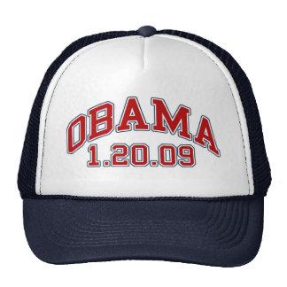 OBAMA 1.20.09 - hat