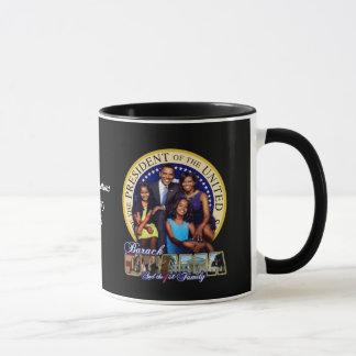 OBAMA-1ST FAMILY-Mug Mug