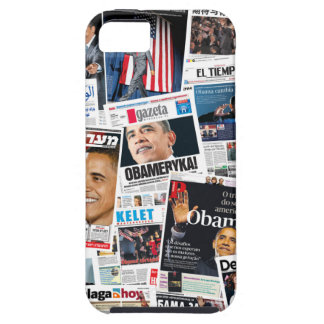 Obama 2008 International iPhone 5 case