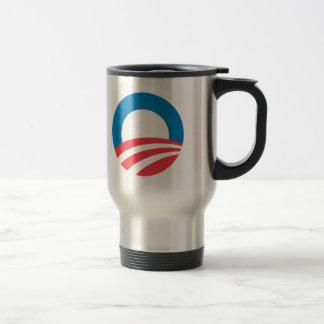 Obama 2008 travel mug