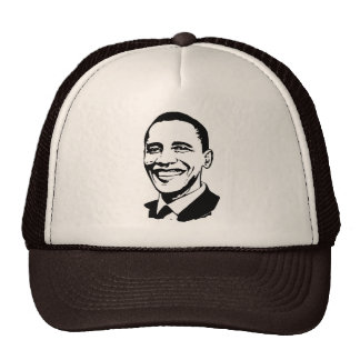 Obama 2008 Yes we can Trucker Hats