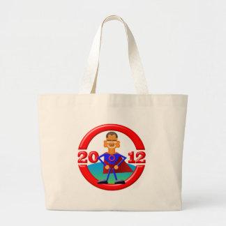 obama 2012 canvas bag