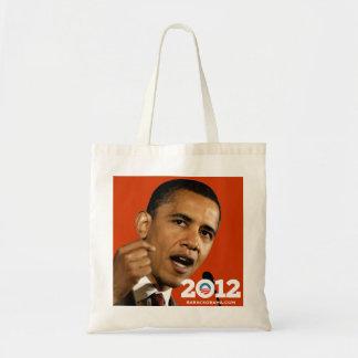 Obama 2012 budget tote bag