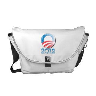 Obama 2012 Button Vintage.png Commuter Bag
