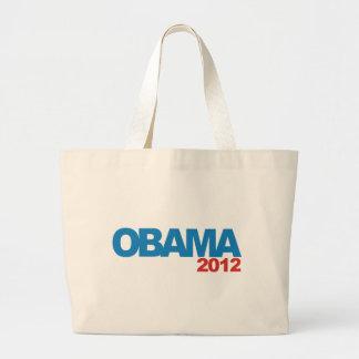 OBAMA 2012 Campaign Design Tote Bags