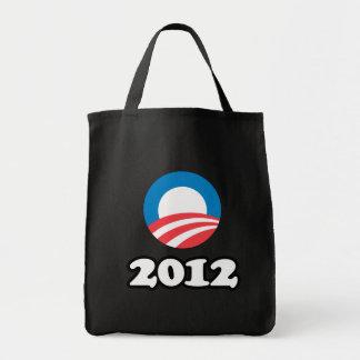 OBAMA 2012 CAMPAIGN TOTE BAGS