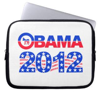OBAMA 2012 custom laptop sleeve