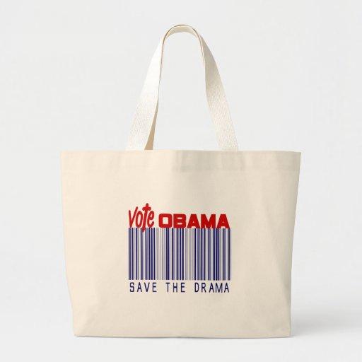 Obama 2012 Election Bag