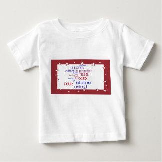 Obama 2012 Election Cloud Shirt